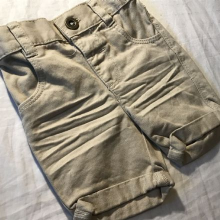 0-3 Month Sand Shorts